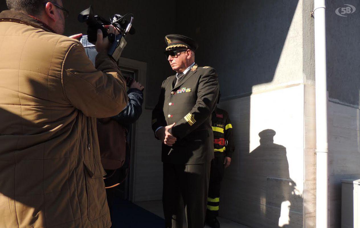 Incendio con esplosione in una villa a San Cesareo, feriti 3 pompieri