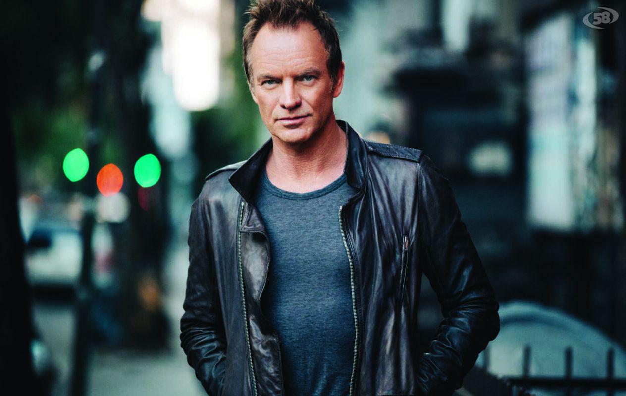 Sting: le date in Italia