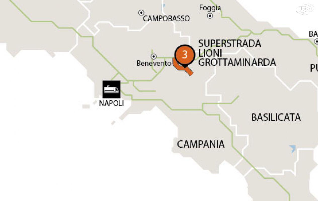 366881ae34 L'Università della Calabria studia la Lioni-Grottaminarda | Canale ...