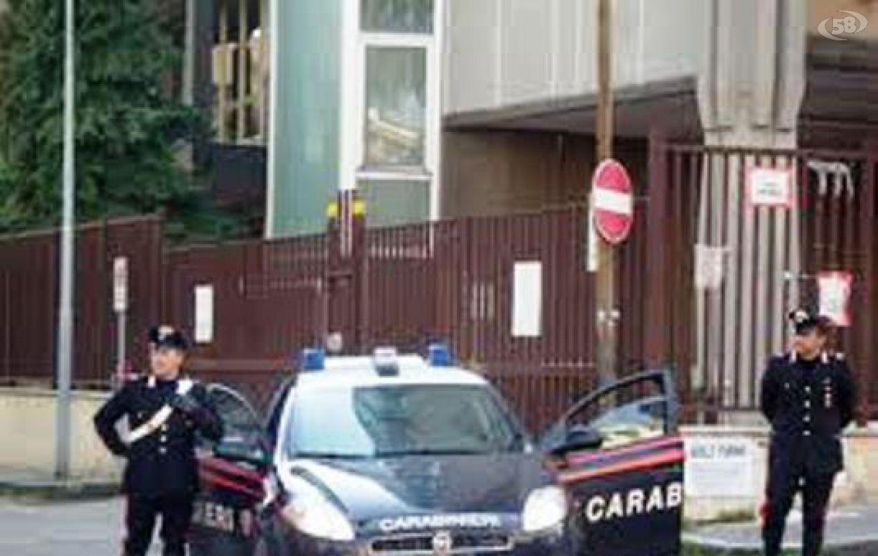Evade dagli arresti domiciliari: arrestato